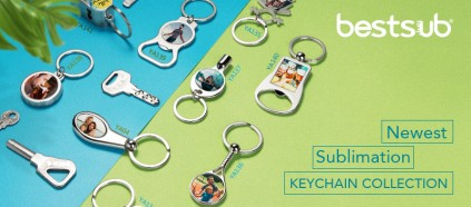 Add BestSub Newest Keychain Collection into Your Cart!