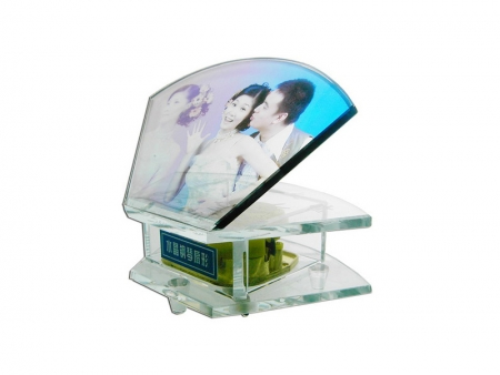 Sublimation Fan-shaped Piano