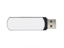 16G Metal Sublimation USB