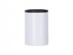 11oz/330ml Sublimation Stainless Steel Skinny Can Cooler (White)