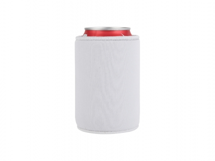Pre-stitched Sublimation Can Cooler w/ bottom (7.5*11cm, 5mm)