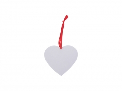 Felt Hanging Ornament (10*10.5cm, Heart Shape)