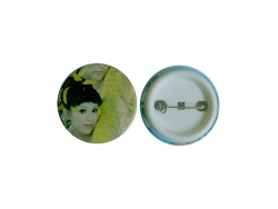 44mm Round Buttons