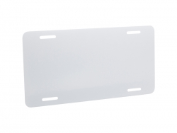 American License Plate (6 in.X12 in., A)