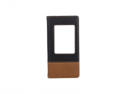 Leatherette Simplicity Wallet-Long (9.5*18.6*1.5cm)