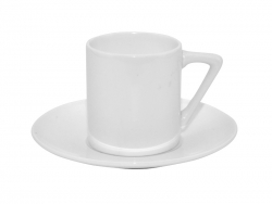 3oz coffee Set w Saucer