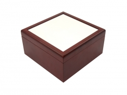 Jewelry Box(6*6, Brown)
