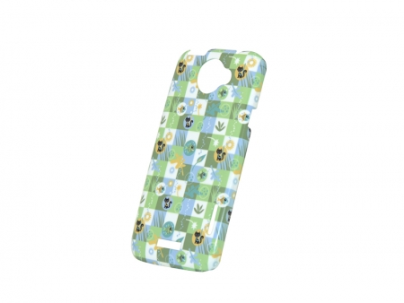 3D HTC ONE X Cover