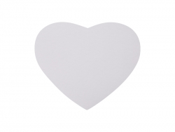 3mm Mouse Pad (Heart)  (235*195*3mm)