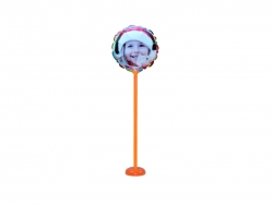 18cm Photo Balloon (Round)