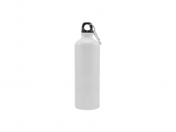 Sublimation 750ml Aluminium Bottle (White)