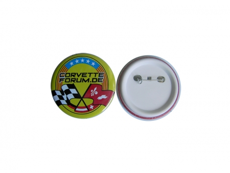 58mm Round Buttons