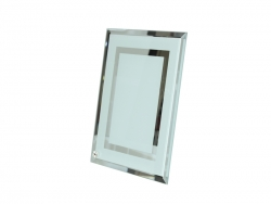 Glass Frame 04 with Mirror Edge