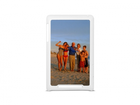 Sublimation Plastic Google Nexus 7 Cover