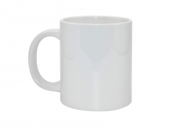 20oz White Coated Mug (JS)Dishwasher safe