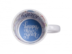11oz Motto Mug(HAPPY New Year)