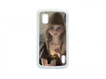 Sublimation Plastic Google Nexus 4 Cover