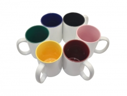 15oz Two-Tone Mugs