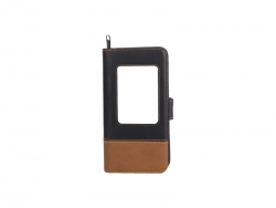 Leatherette Wallet-Large (9.5*18.5*3.5cm)